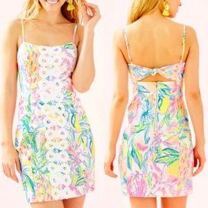 NEW Lilly Pulitzer Shelli Stretch dress